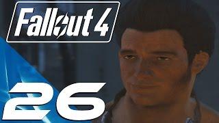 Fallout 4 - Gameplay Walkthrough Part 26 - Carrington