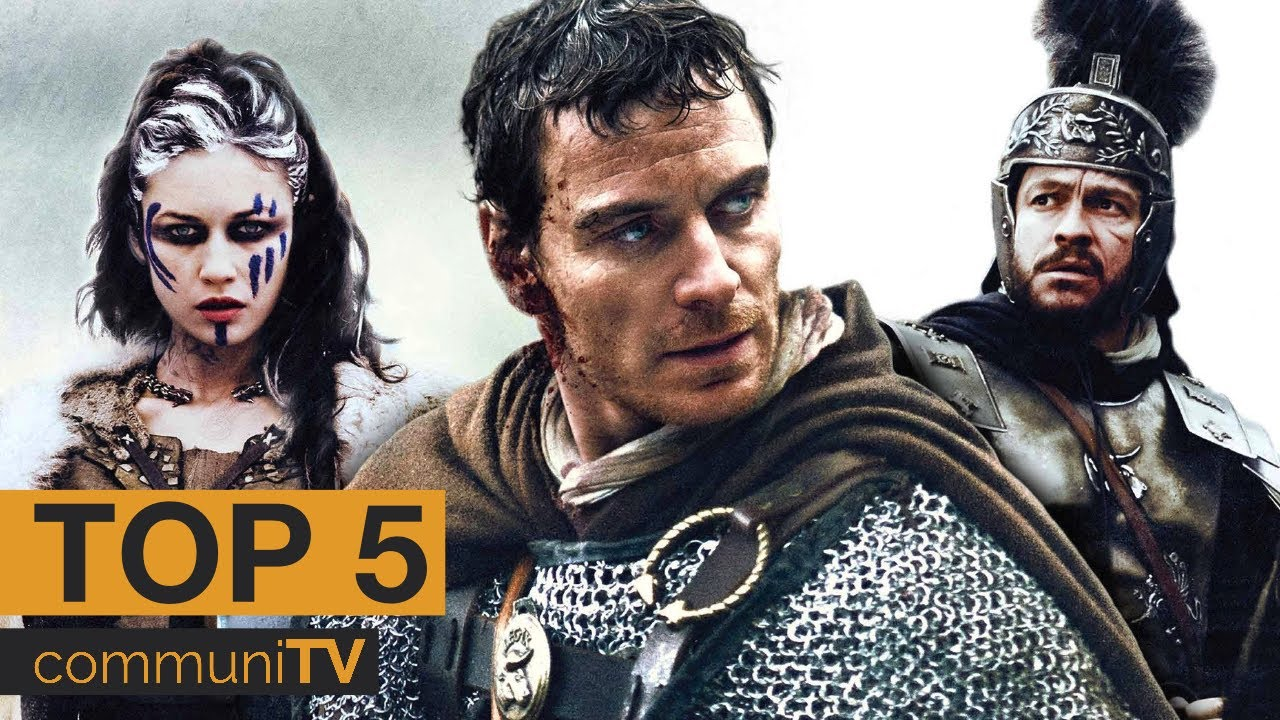 Download Top 5 Ancient Rome Movies