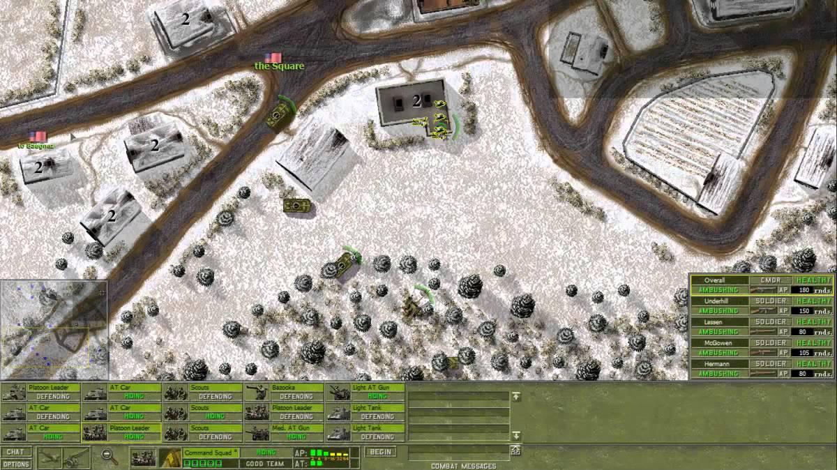 close combat 4 la bataille des ardennes