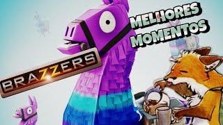 MAS OQ EÉ BRAZZERS? - MELHORES MOMENTOS DA LIVE #1