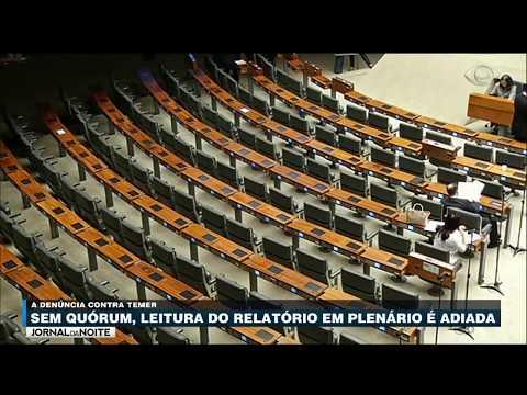 Votação Da Denúncia Contra Temer Exige Quórum De 342