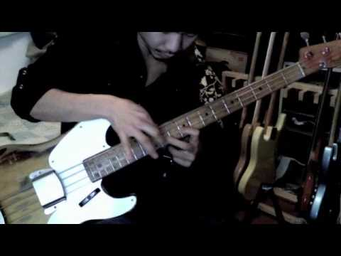 Mr.Big「Take Cover」(Bass Cover)...