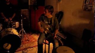 Afro Cluster Rhythm Section Jam