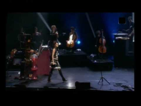 Emilie Simon - Ice Girl - Concert 2006.avi