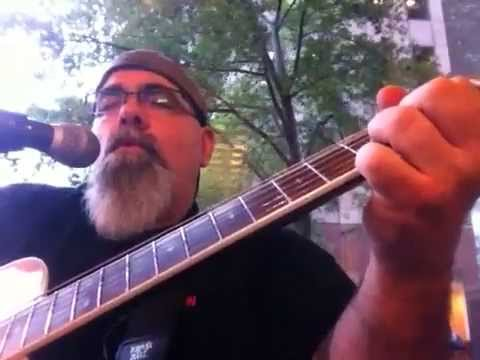 U2-With Or Without You Covered by Scottie Walton performing at Potbelly in Columbus, OH