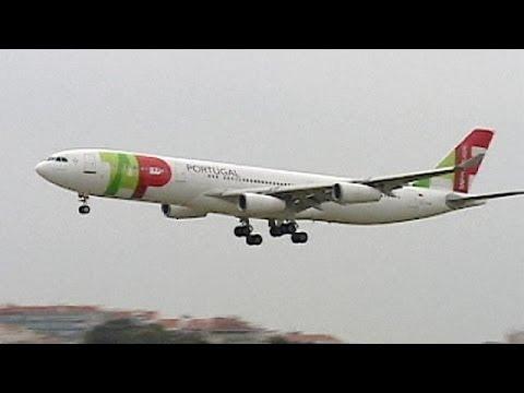 La aerolínea TAP suspende los vuelos a Guinea-Bissau tras un incidente con un grupo de sirios