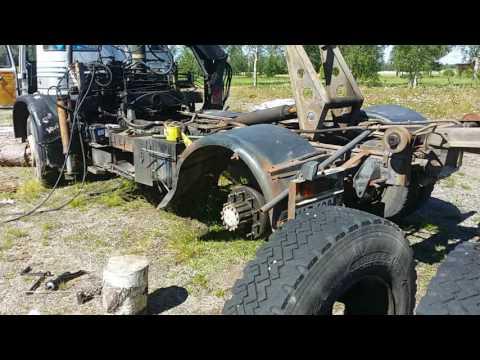 Bedford truck repairs part 2