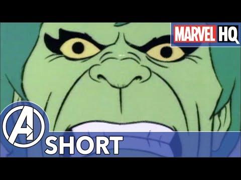 Doc Ock Does Karaoke! | Marvel Mash-Ups: Hulk | Doc Ock