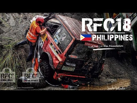 2018 | Rainforest Challenge Global Series Philippines | 4X4 RFC OFF-ROAD RACE CHALLENGE