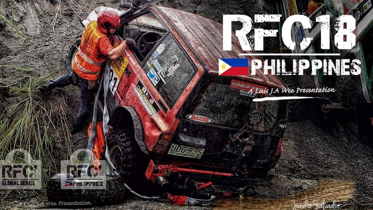 2018 | Rainforest Challenge Global Series Philippines | 4X4 RFC OFF-ROAD RACE CHALLENGE