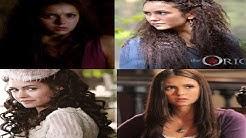 Doppelganger (Amara, Tatia, Katherine, Elena)