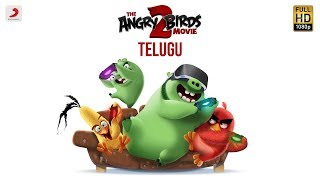 The Angry Birds Movie 2 - Official Telugu Trailer