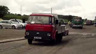 Copy of North East Classic Commercial Vehicle Road Run