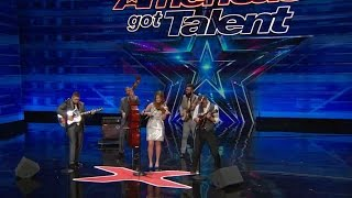 America's Got Talent 2015 S10E06 Mountain Faith Fantastic Bluegrass Ba