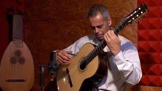 J.S.Bach Goldberg Variations BWV 988 on guitar- Aria, Canoni e Aria da Capo (Marco Salcito guitar)