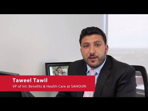 Meet Taweel Tawil - Vice President of Global Health & Benefits
