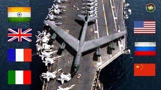 ये हैं दुनिया के 8 ताकतवर Aircraft Carrier|भारत का विक्रमादित्य भी है इनमें|ASHISH NAYAK