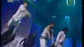 vuclip 東方神起060709Thailand Channel [V] MV Awards-The Way U Are