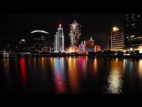 Macao 6 - Skyline de la ciudad de Macao -