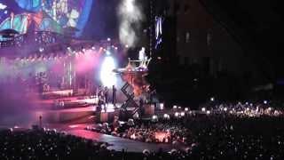 Robbie Williams - Take The Crown - Bruxelles