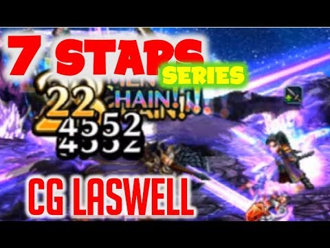 Ffbe 7 Stars Series Cg Laswell Better Finisher Then Fire Veritas