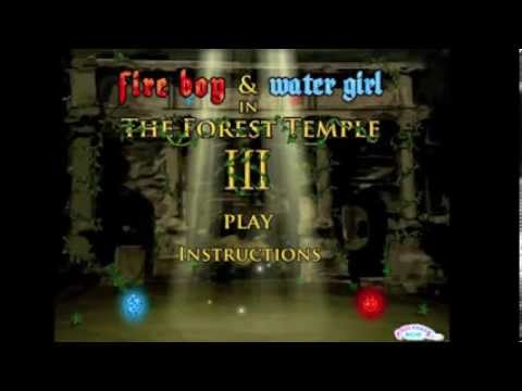 Fireboy and Watergirl In The Forest Temple 3 Episode 3