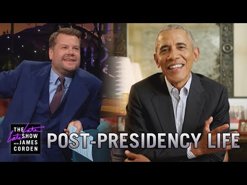 How Has President Obama Found Post-White House Life?