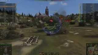 видео САУ G.Pz. Mk. VI ворлд оф танк