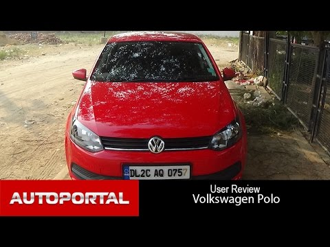 Volkswagen Polo User Review - 'stylish exterior' - Auto Portal