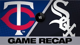 Twins launch 4 home runs in 11-1 win   Twins-White Sox Game Highlights 7/28/19