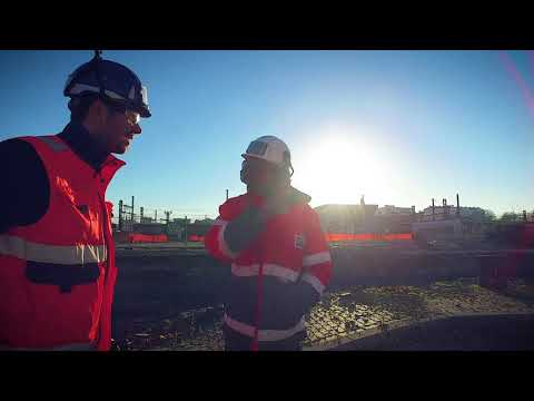 Grand Pôle Intermodal De Juvisy-sur-Orge : Timelapse Des Travaux