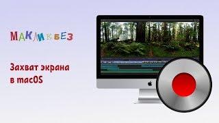 Захват экрана в macOS (МакЛикбез)