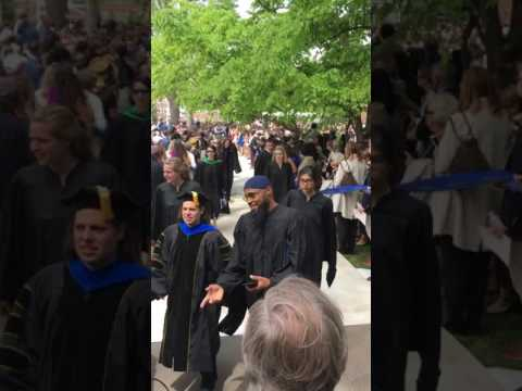 2017 Choate Rosemary Hall Commencement Closing