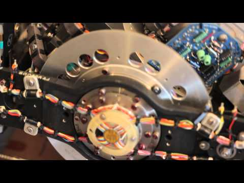 Litton LN3-2A - Inertial Navigation Platform - Moving 3 Gimbals