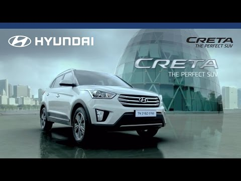 Hyundai CRETA The Perfect SUV Television Commercial TVC