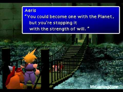 Final Fantasy VII - Temple of Ancients The Maze - Part 1/5 - (PS1/PC ...