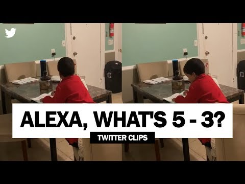 Sylvia Chacon - Mom catches son using Alexa to cheat on homework.