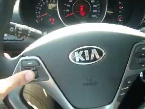 как подключить кнопки на руле к магнитоле киа рио