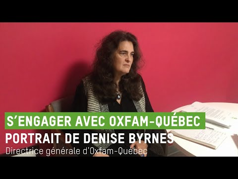 7 questions to Denise Byrnes (in French)