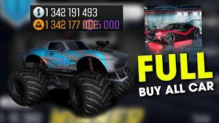 Top Speed Drag & Fast Racing Buy All Cars Max Upgrade screenshot 5