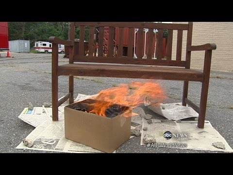 Linseed Oil And Spontaneous Combustion   YouTube Part 47