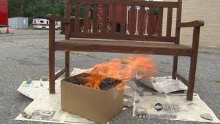 Linseed Oil and Spontaneous Combustion