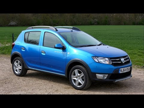 Dacia Sandero Stepway 2018 Car Review