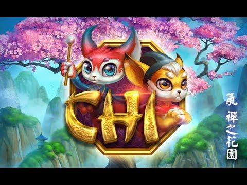 Ci Kartenslot.Chi Slot By Elk Studios