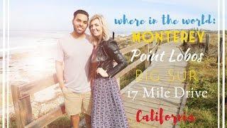 where in the world: Moneterey, California