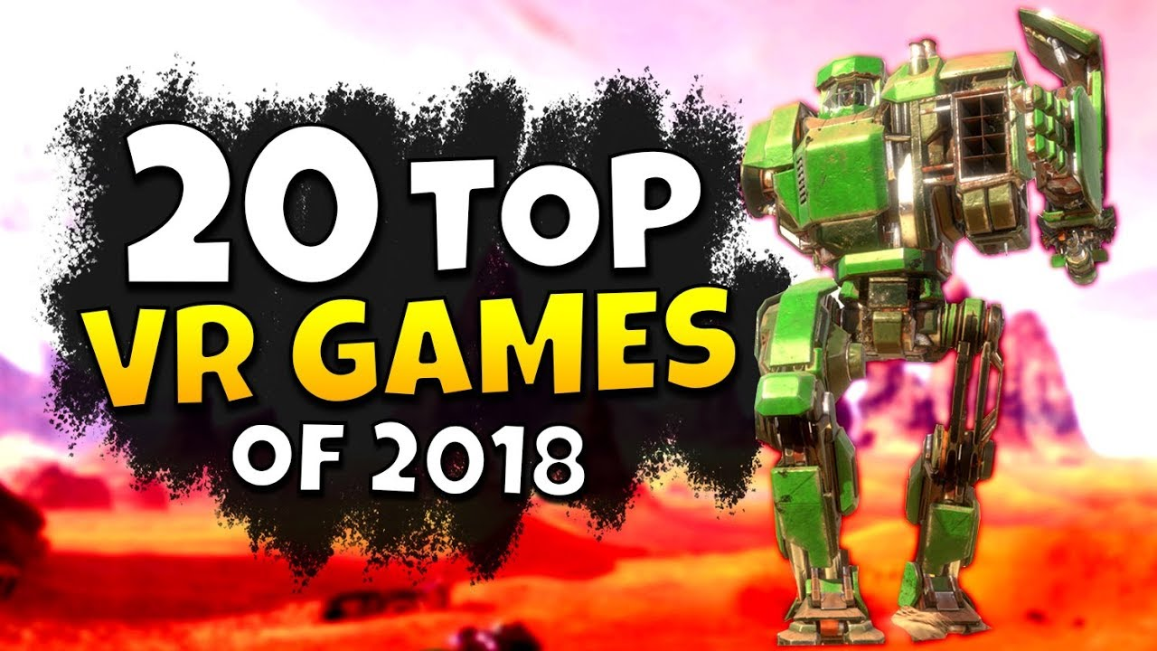 20 Best Vr Games Of 2018 - Oculus Rift, Psvr  Htc Vive -3763