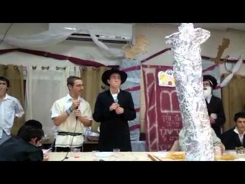 Reb Nachum meets Makoch