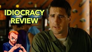 Dystopian Futures: Idiocracy Review