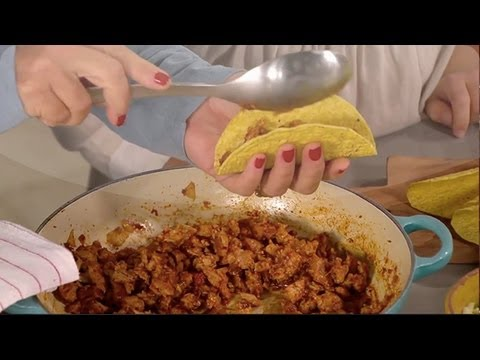 Save Ground Turkey Tacos - Mad Hungry with Lucinda Scala Quinn Pics