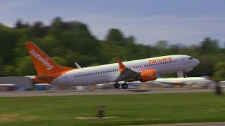 Introducing Sunwing's NEW Boeing 737 MAX 8 | Sunwing.ca